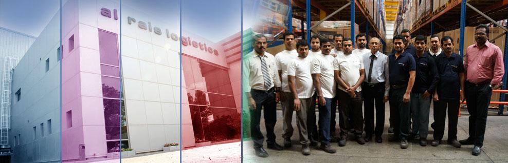 Al rais cargo ::  Total Logistics Solutions